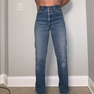 Levi's 501 Jeans. 29W 34L